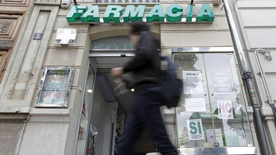 La posible subida del copago farmacéutico afectaría a más de 70.000 malagueños