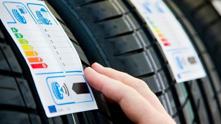 Así será el nuevo etiquetado de neumáticos a partir de mayo de 2021