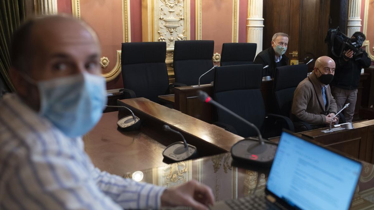 Archivada la denuncia contra el alcalde de Ourense
