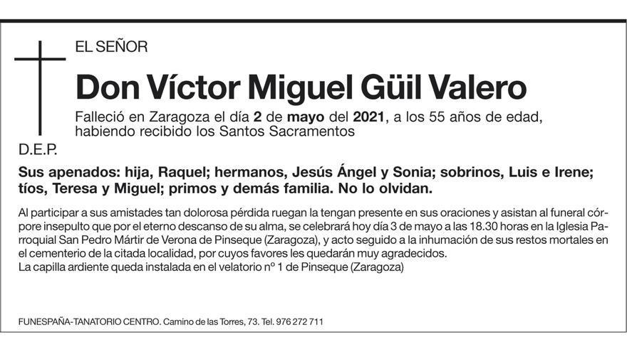 Víctor Güil Valero