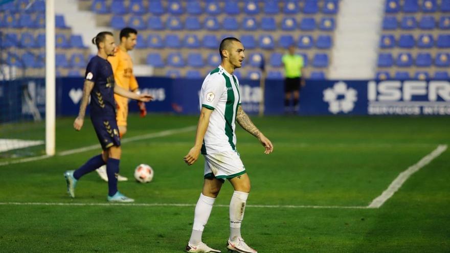 Los nombres propios del Córdoba CF ante el UCAM Murcia