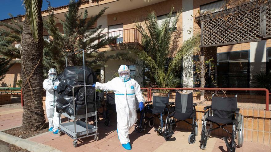 La Comunitat Valenciana registra siete muertes y 903 nuevos contagios en el último día