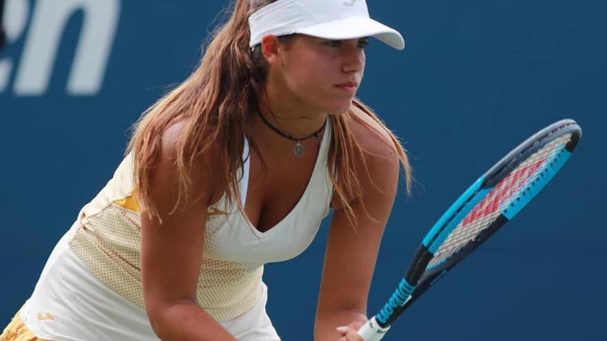 Jéssica Bouzas avanza en el torneo francés de Le Havre
