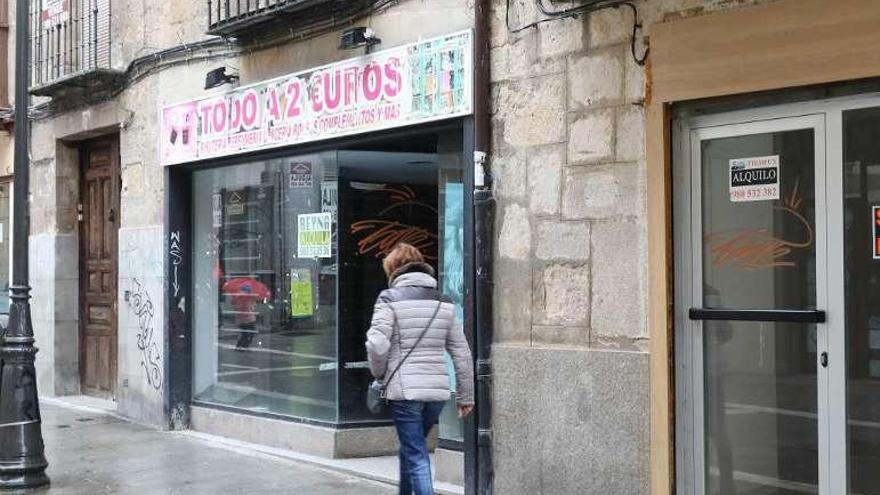 Los locales comerciales son la inversión inmobiliaria más rentable en Zamora
