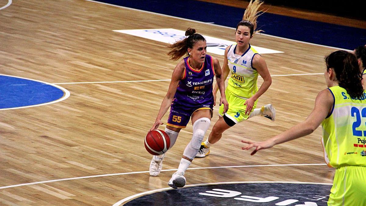 Gaby Ocete trata de dejar atrás la marca de Laura Peña.