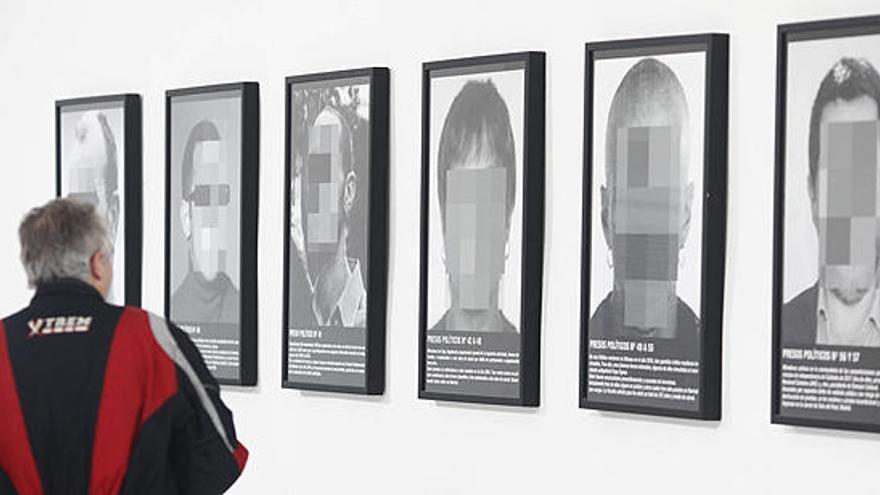 Vuelve a ARCO la polémica obra 'Los presos políticos en la España Contemporánea'