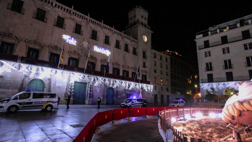 Las Campanadas más desangeladas en Alicante