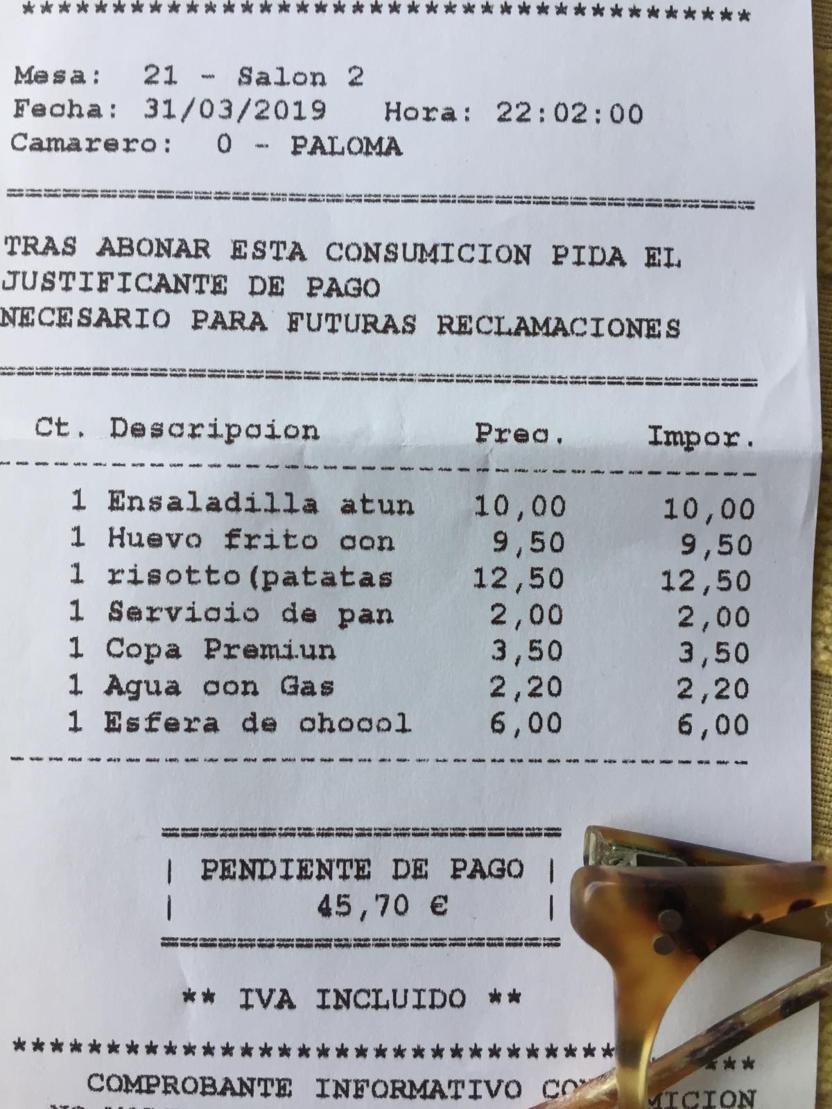 Restaurante Dromo de Badajoz