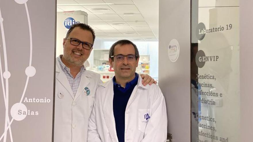 Un laboratorio gallego trabaja para crear un test rápido para detectar enfermedades