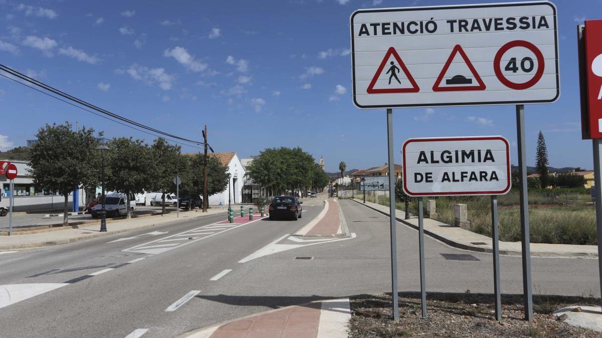 Entrada a Algímia