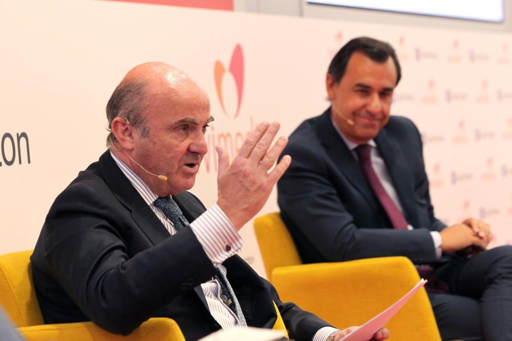 Presentación del libro de Fernando Martínez-Maíllo sobre el Banco Central Europeo