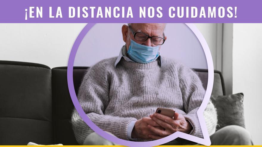 Burjassot pone en marcha un programa de acompañamiento para personas mayores