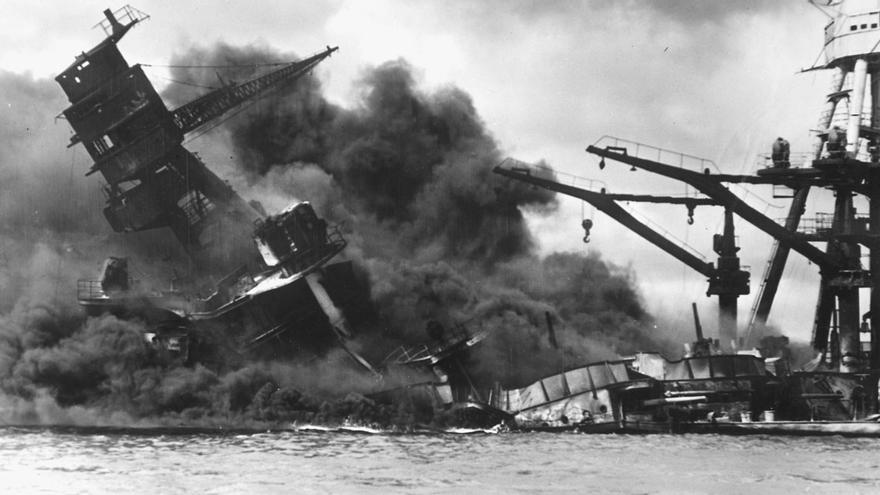 Muere el superviviente más longevo del ataque de Pearl Harbor