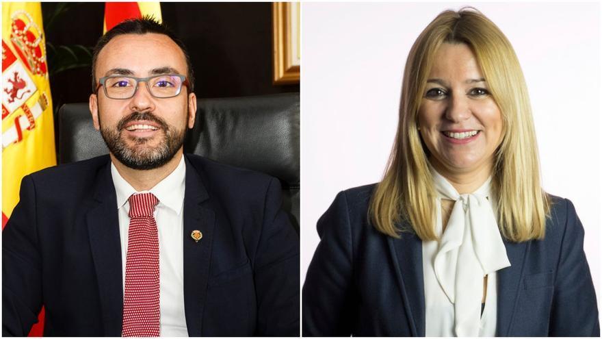 Benlloch y Gómez ganan peso en el gobierno de Vila-real para encarar la era poscovid
