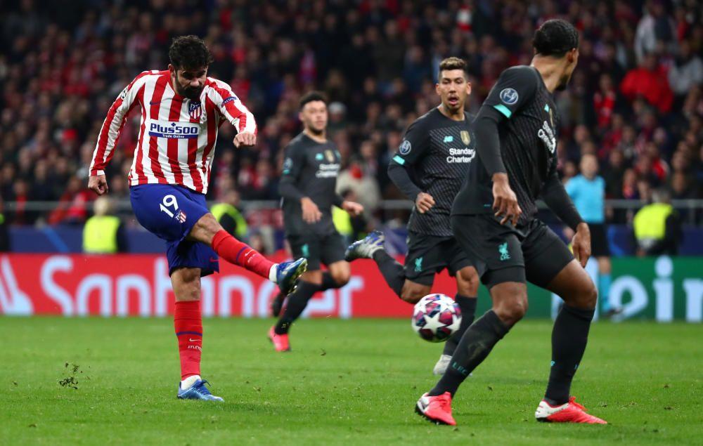 Champions League: Atlético - Liverpool.