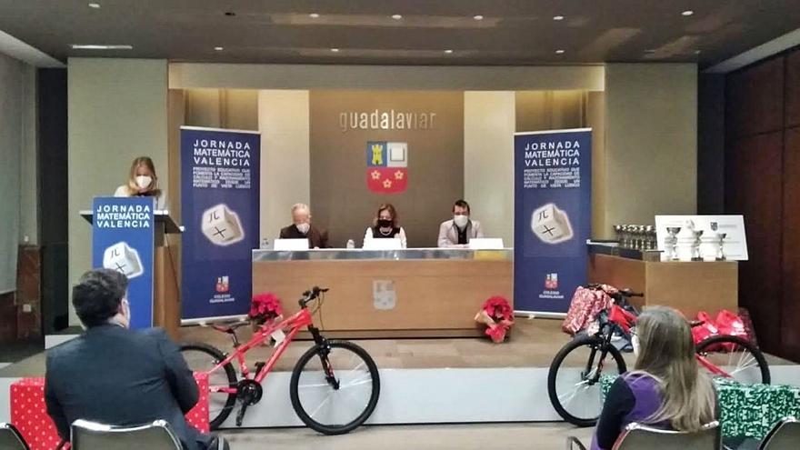 El col·legi Guadalaviar dona 2.831 euros al CEIP Antonio Ferrandis de Paterna