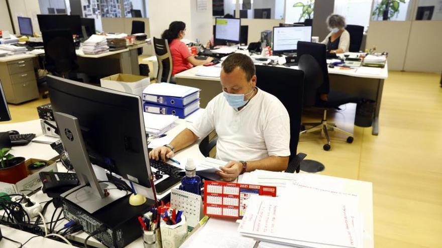 Los aragoneses han devuelto más de 10 millones por errores en los ertes