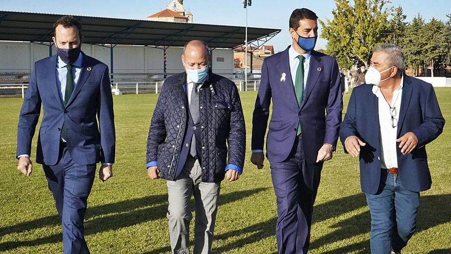 La Junta destina 6,5 millones del Fondo de Cooperación Local a municipios de Zamora