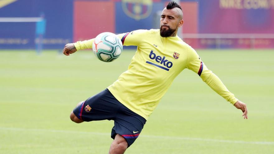 Vidal assumeix que la lliga no depèn d'ells però seguiran lluitant