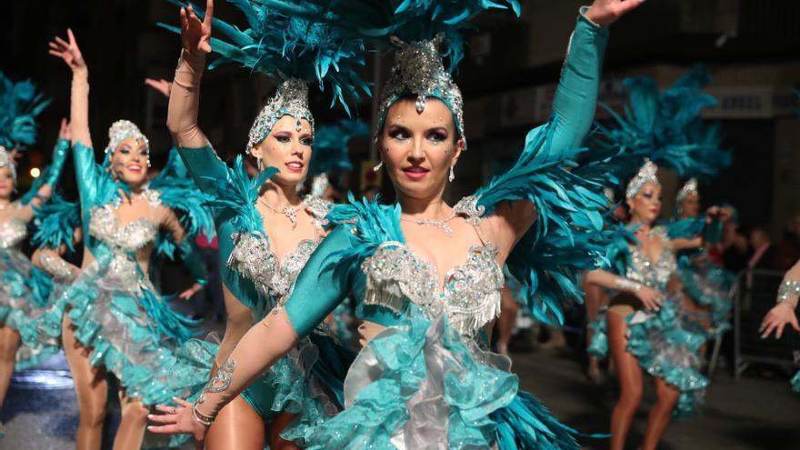 El Carnaval de Águilas se celebrará en función de las restricciones por coronavirus