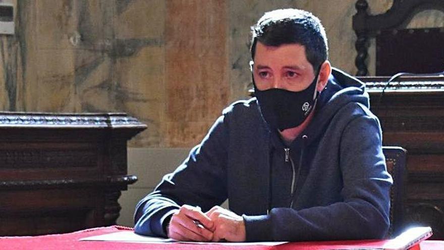 El conveni inicial de l'Ajuntament de Berga amb Sumar estipula que acabava el 30 d'abril
