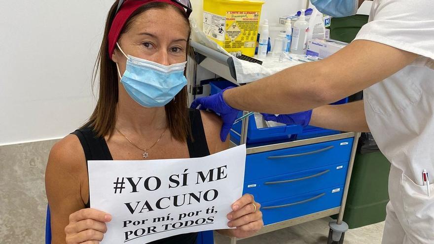 El 53,95% de los mayores de 12 años de Canarias está vacunado