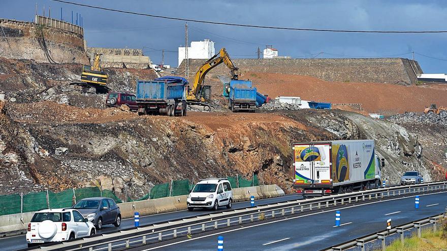 Bildu arrebata a las carreteras canarias tres millones para inversiones en Navarra