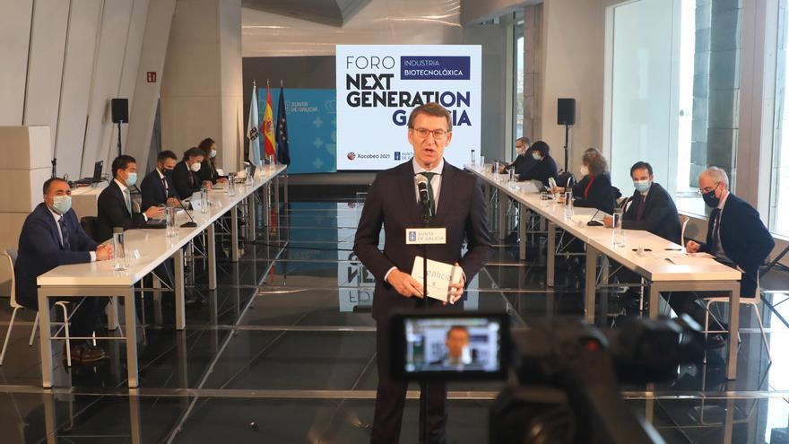La Xunta y Abanca copan la mayoría del capital de la incubadora de proyectos para el Next Generation