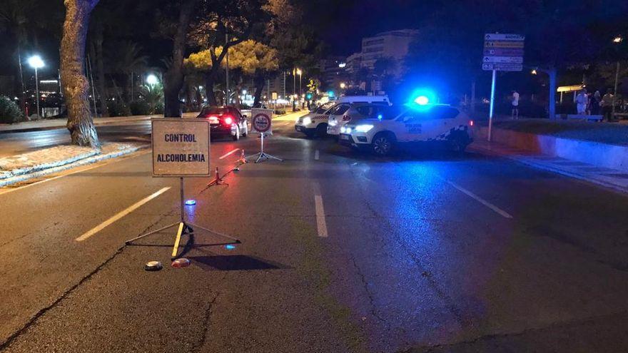 """La Policía Local da por """"erradicados"""" los botellones en los polígonos de Palma"""