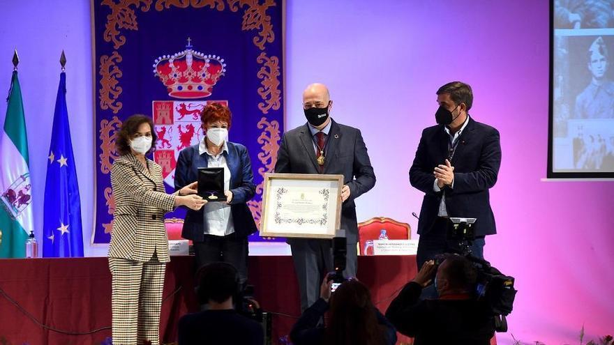 El PSOE de Córdoba aplaude el homenaje rendido a Juan Romero, último superviviente de Mauthausen