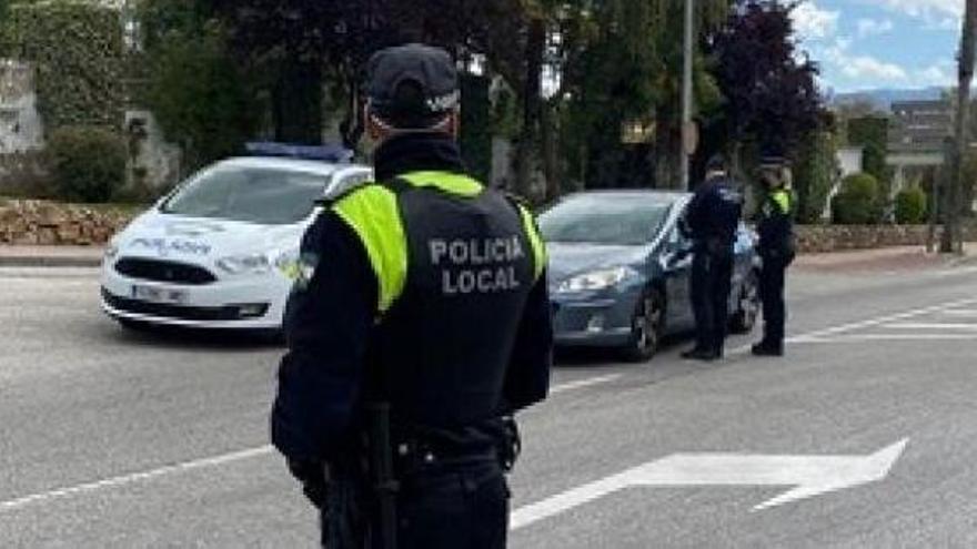 Detenida una pareja vendiendo cocaína en un aparcamiento de Ronda