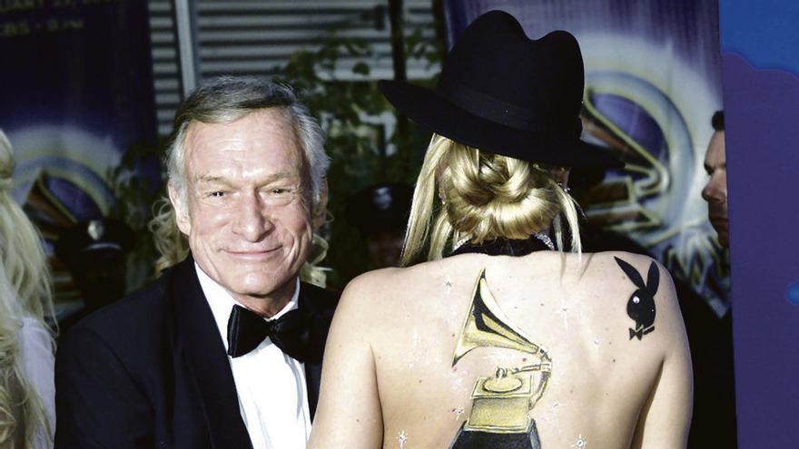 Muere Hugh Hefner, fundador de Playboy e icono del sexo