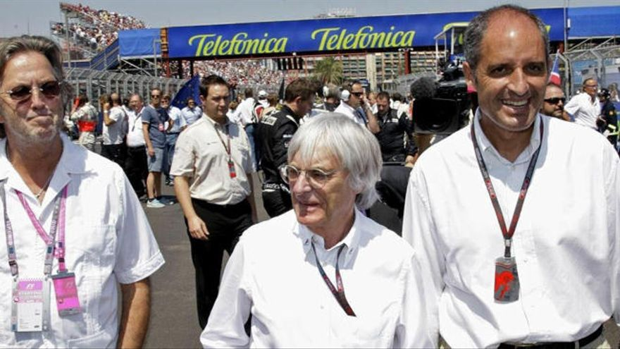 El juzgado rechaza la petición de Camps y no archiva el caso de la Fórmula 1