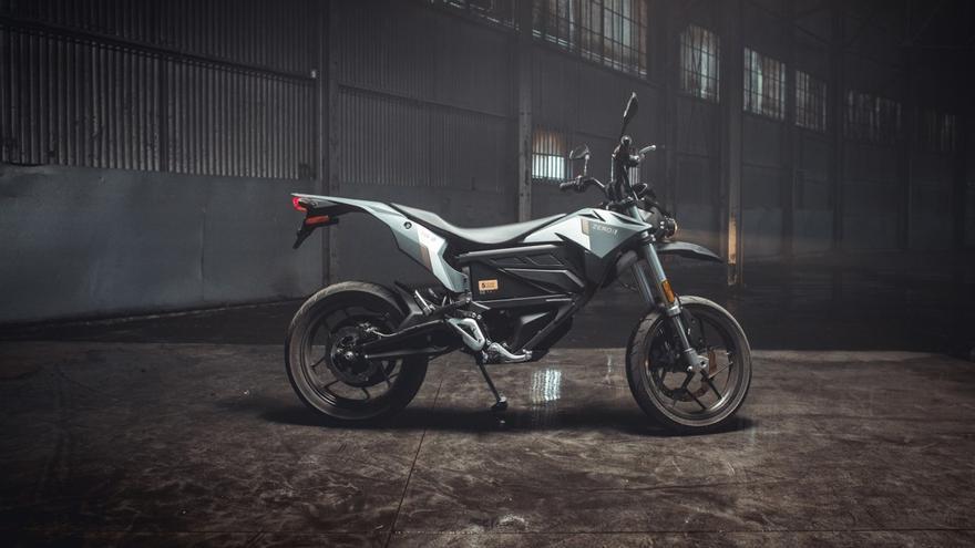 Zero FXS 2021, una moto 100% eléctrica y divertida para la ciudad