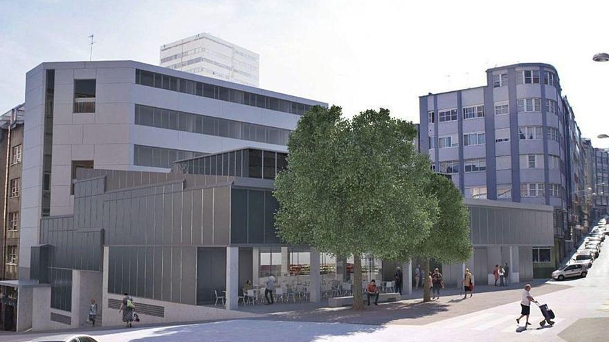 El Concello sitúa la entrada en servicio del centro de salud de Santa Lucía en 2023