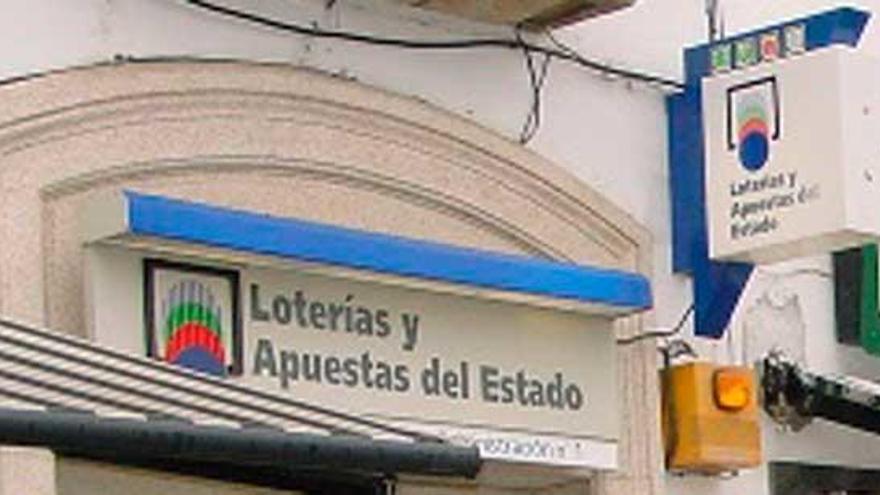 Betanzos, entre las localidades que despachó el primer premio de la Lotería Nacional