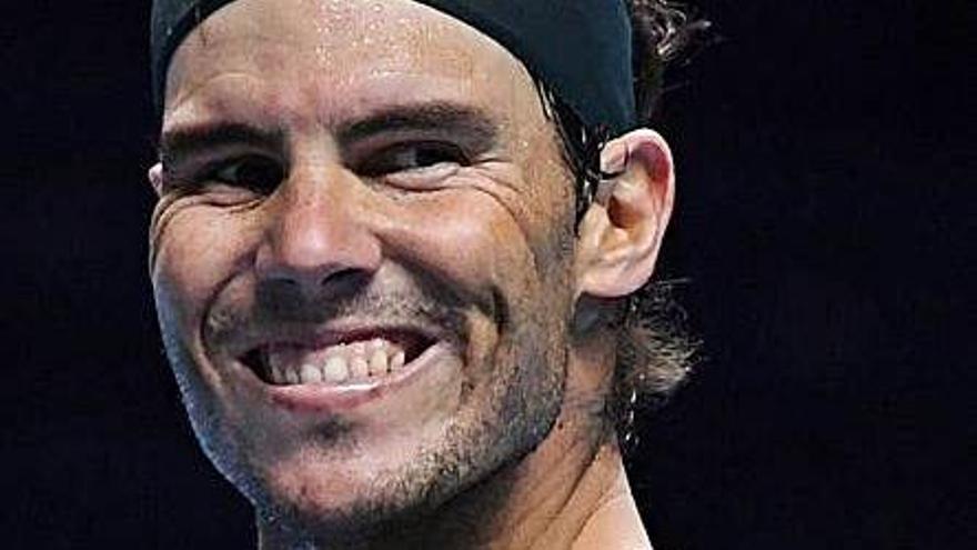 Rafael Nadal.    // ANDY RAIN