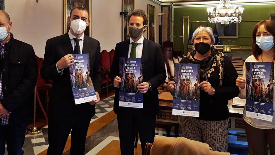 De paseo por el pulmón de Oviedo: las rutas recuperadas del Naranco acogerán las primeras visitas guiadas el 5 de junio
