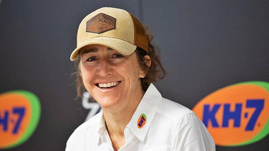 La diputada manresana Núria Picas serà el maig per segon cop a la Titan Desert