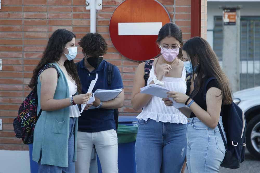 972 Cordobeses se examinan de la primera Pevau de julio
