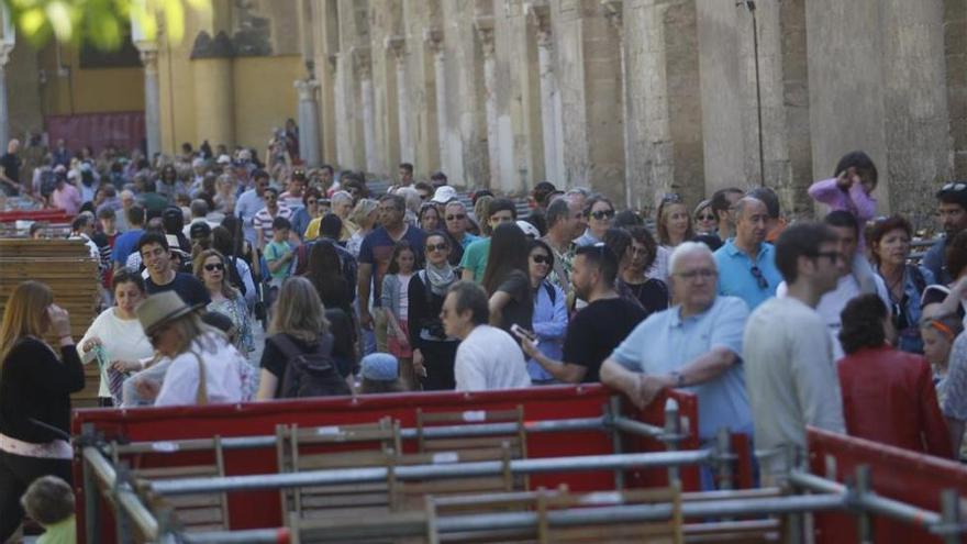 Córdoba registra los mejores datos de turismo en Semana Santa en la última década