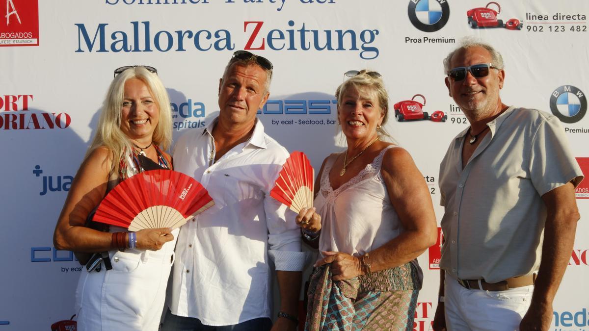 09 bei mir 8 Monika Datz, Michael Hoffmann, Diana Schmidt, Wolfgang Lerchel.JPG