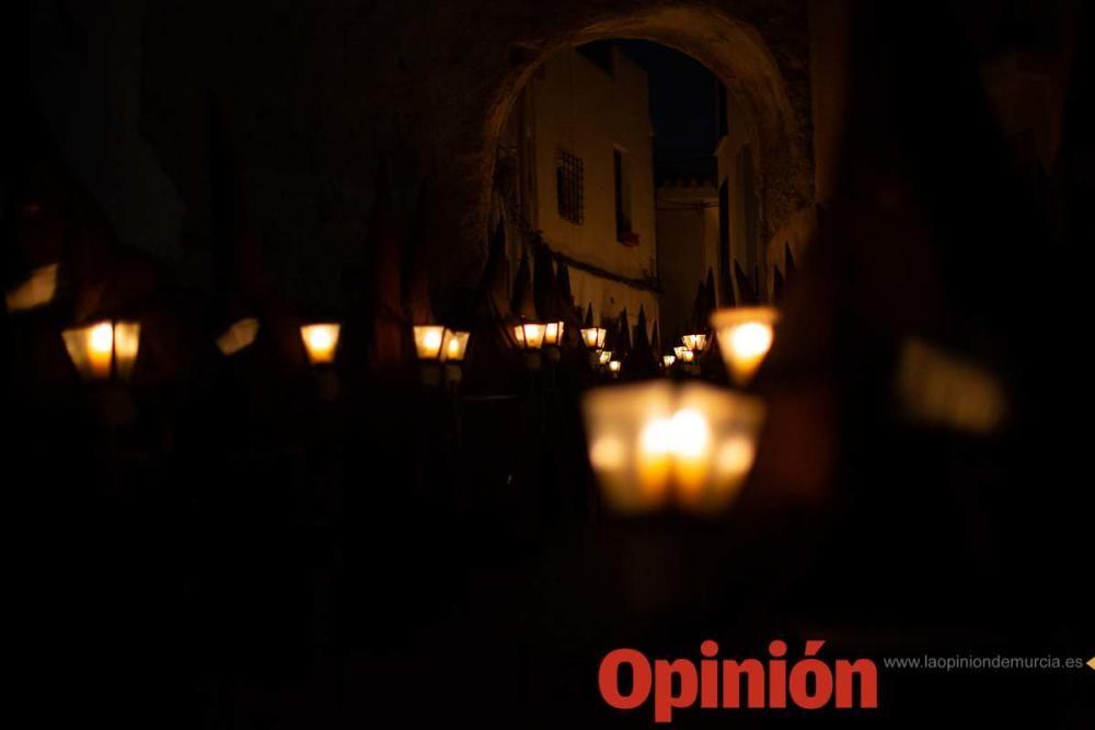 Procesión del silencio en Cehegín