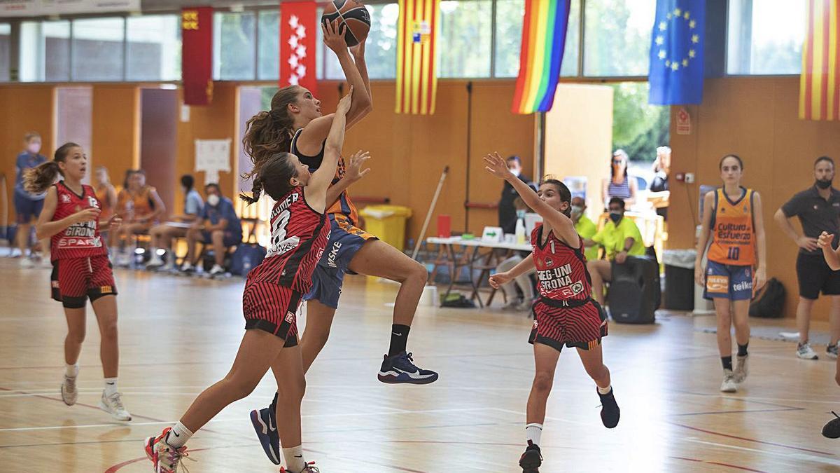 El València Basket es va proclamar campió en femení