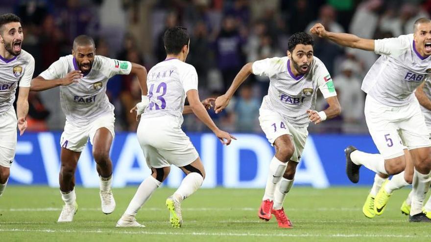 El Al Ain elimina al River del Mundialito en los penaltis