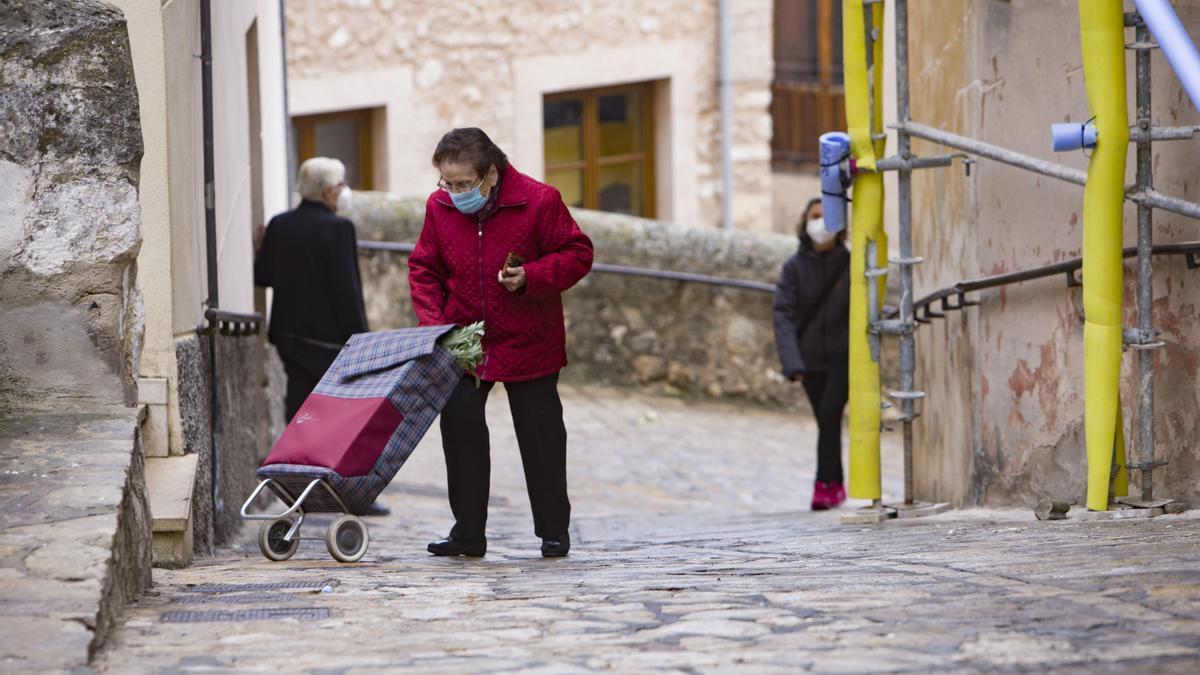 Municipios valencianos con con nuevos contagios