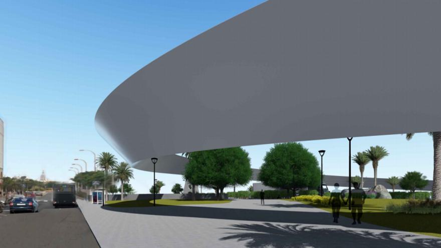 El Ayuntamiento inicia las obras de la Onda Atlántica