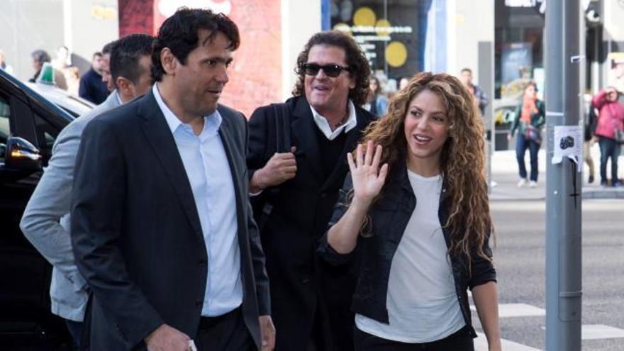 """Shakira niega que plagiara """"La bicicleta"""": """"Es un homenaje a mi tierra"""""""