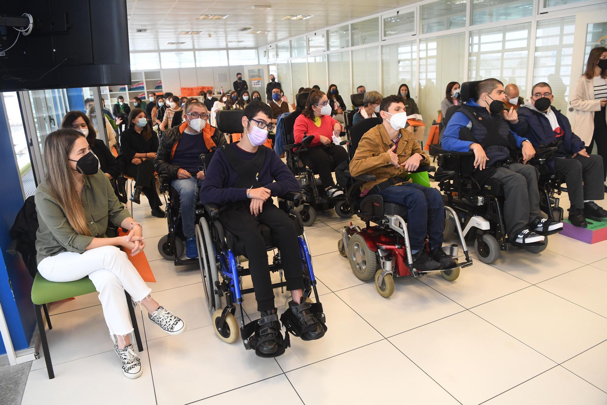 Cierre del proyecto 'Talentos inclusivos' en el CITIC
