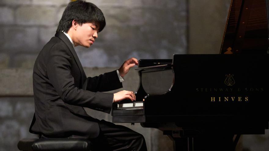 «Tocar el piano és fer música, composar, per mi, és fer art»